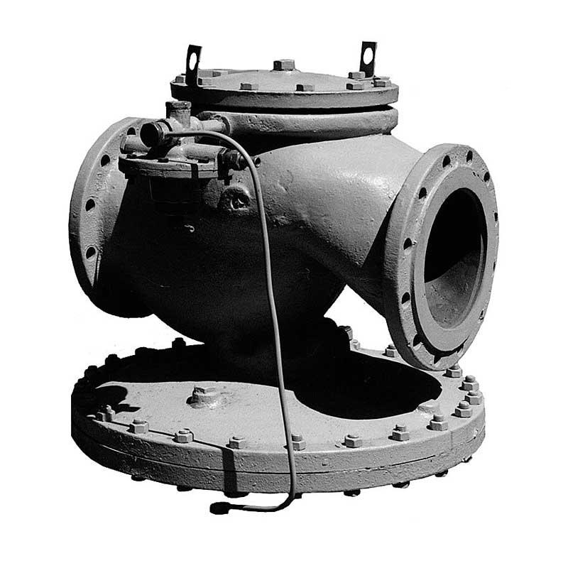 Регулятор давления газа РДУК 2-50В